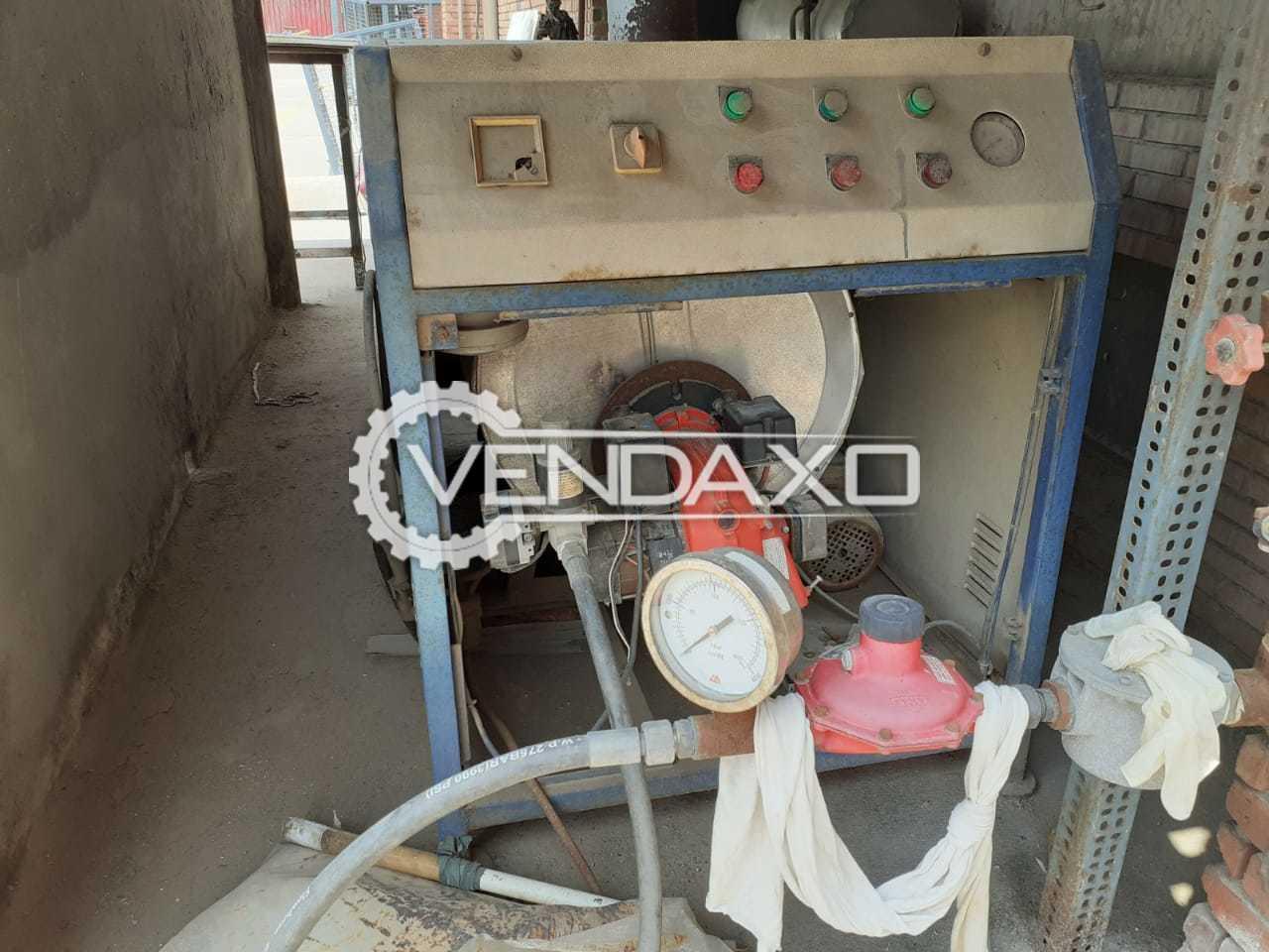 Osmani PNG Steam Boiler - 100 KG