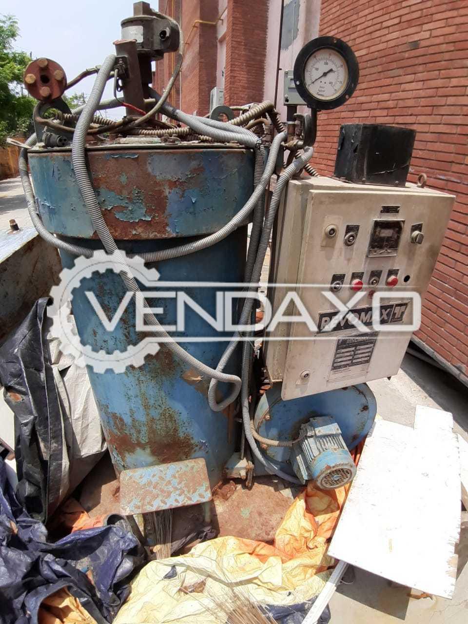 Thermax Revomax Steam Boiler - 200 KG