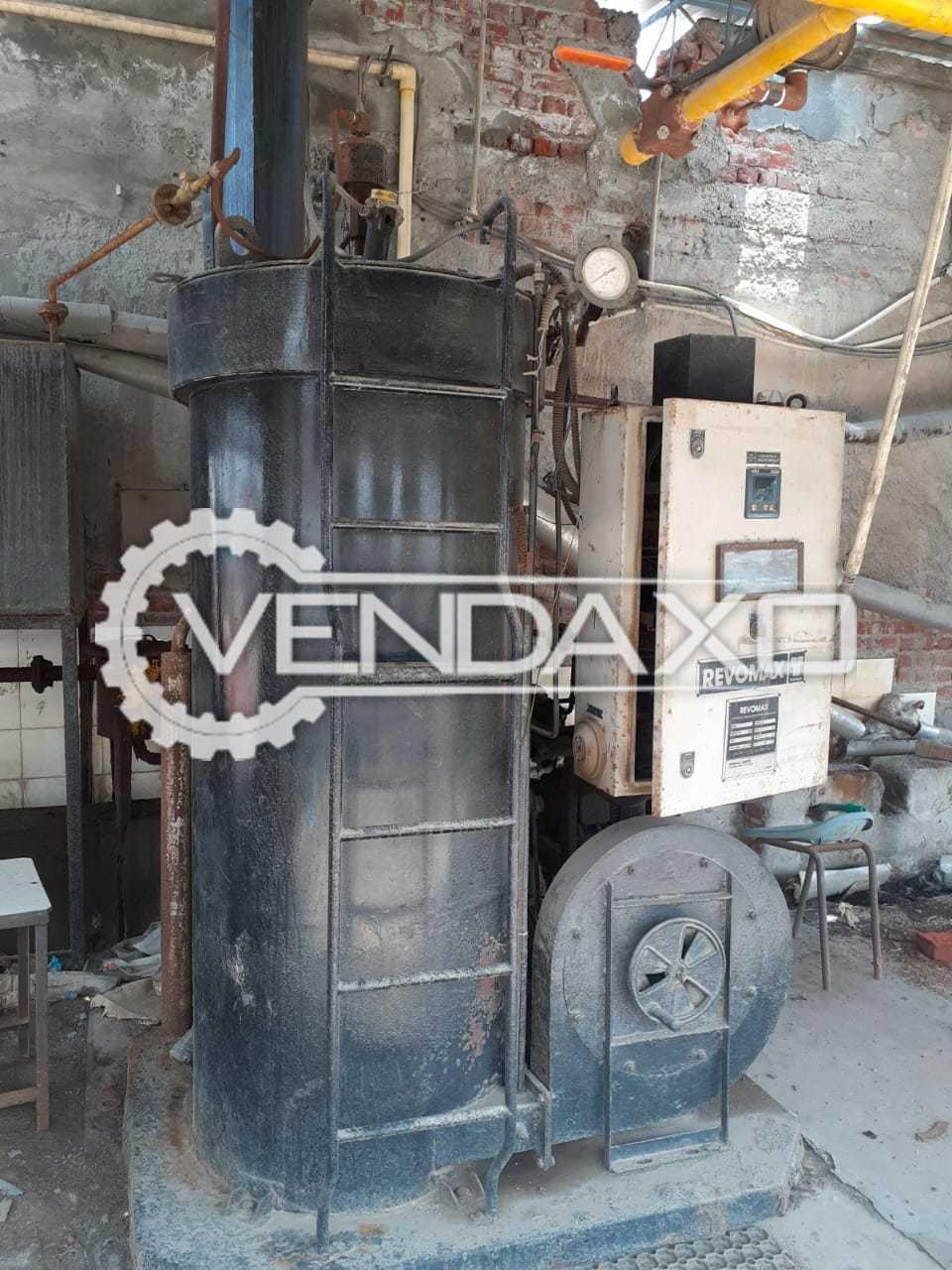 Thermax Revomax Steam Boiler - 600 KG