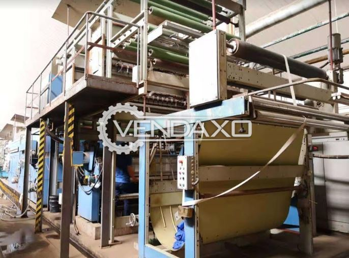 Monforts Termosol Dyeing Machine - Width - 180 CM