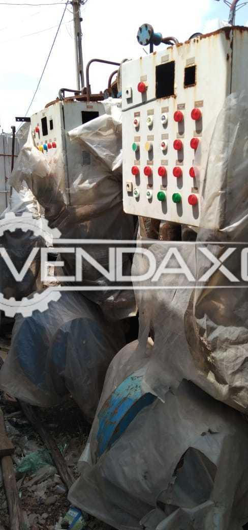 Thermax Steam Boiler - 850 KG