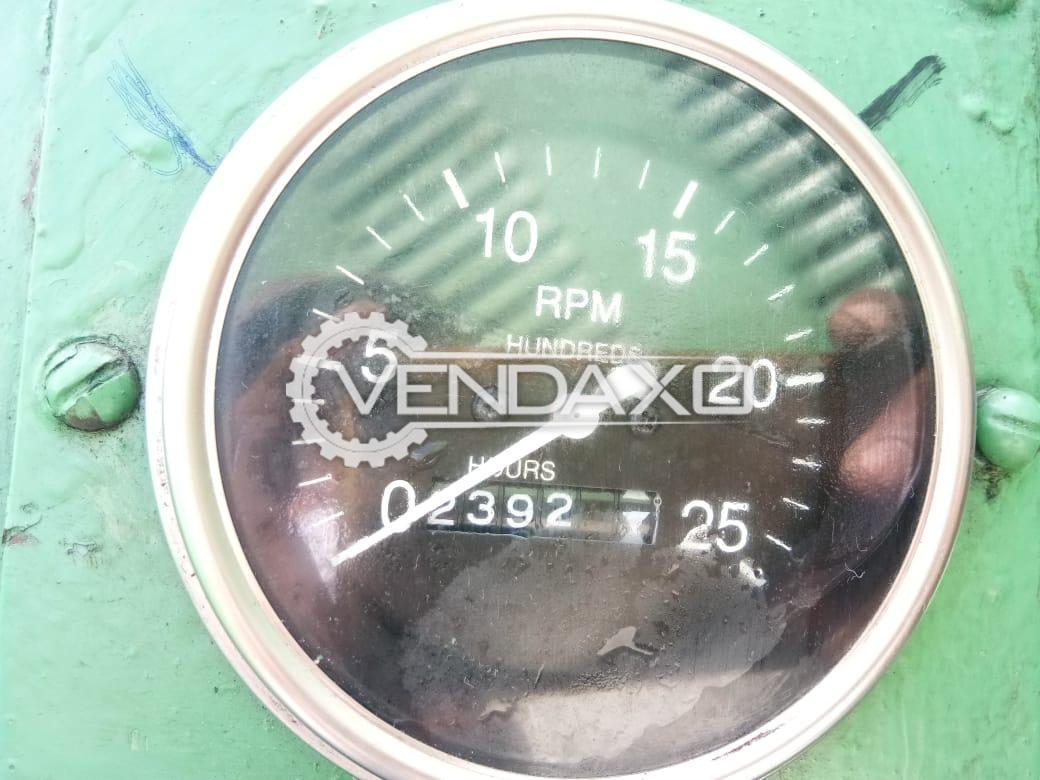 3 Set OF Detroit 12V149 Diesel Generator - 550 Kva