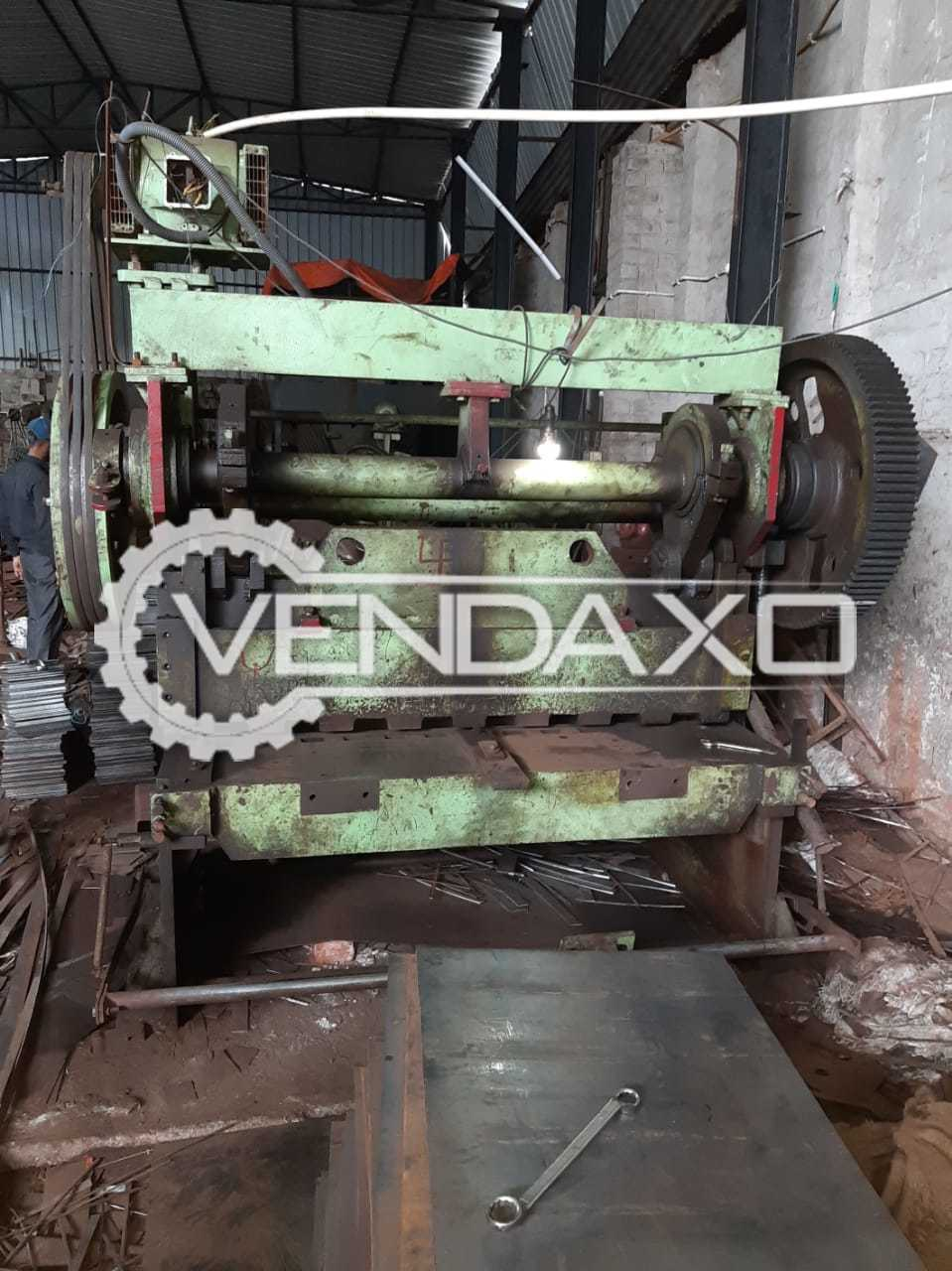 For Sale Used Mechanical Shearing Machine - 1500 x 6 mm