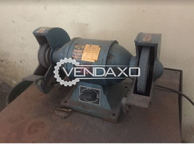 Groovy Used Sk Power Bench Grinder And Polisher Machine For Sale At Andrewgaddart Wooden Chair Designs For Living Room Andrewgaddartcom