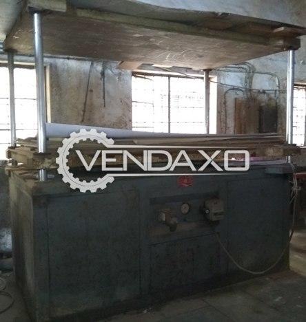 Konark Cold Press For Plywood & Lamination Machine - 8 X 4 Feet