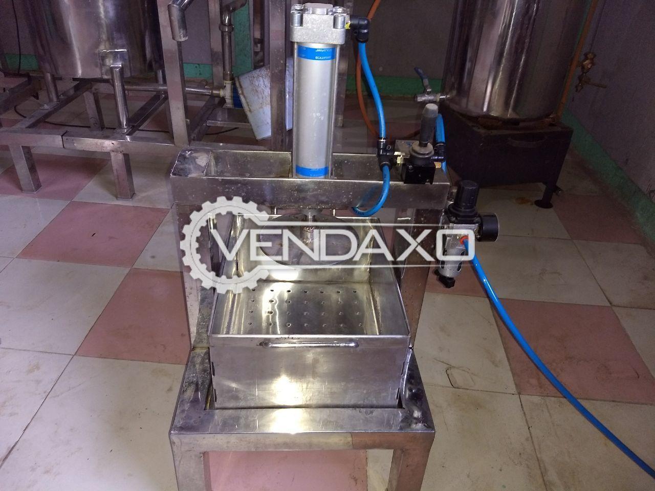 Panner Press Machine