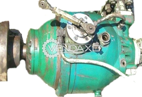 For Sale Used HYDROSTAR SPV9M Pumps - Hydraulic, 1998 Model