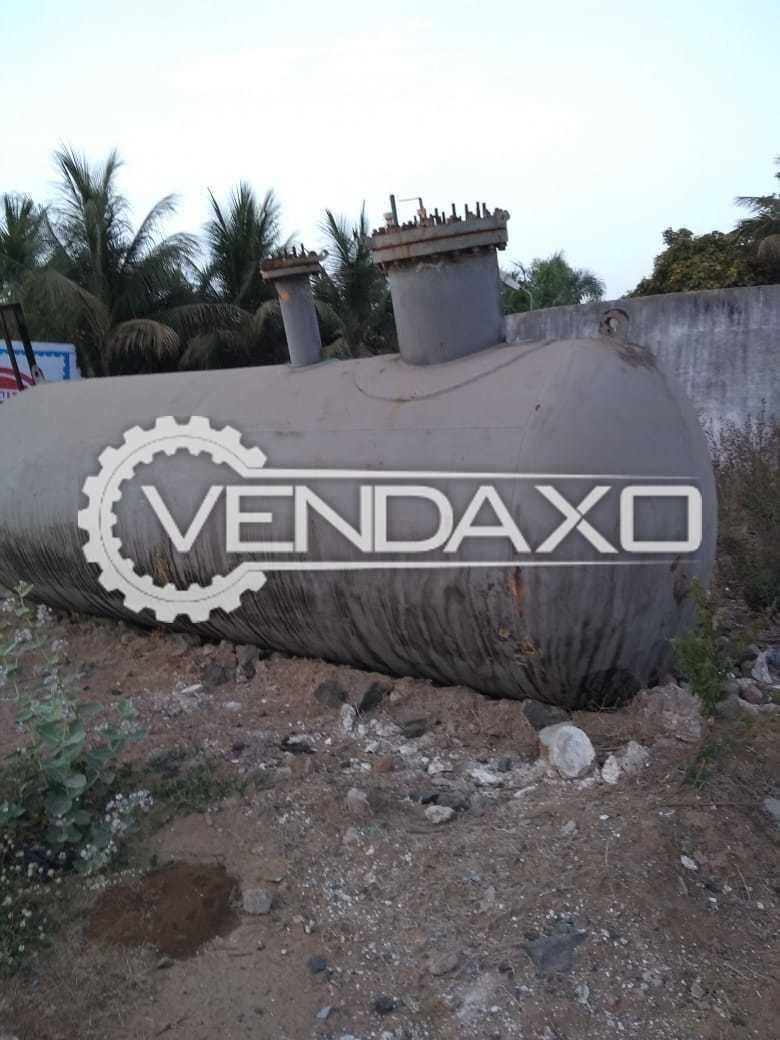 Simplex India Make LPG Gas Tank Plant - 20000 Liter