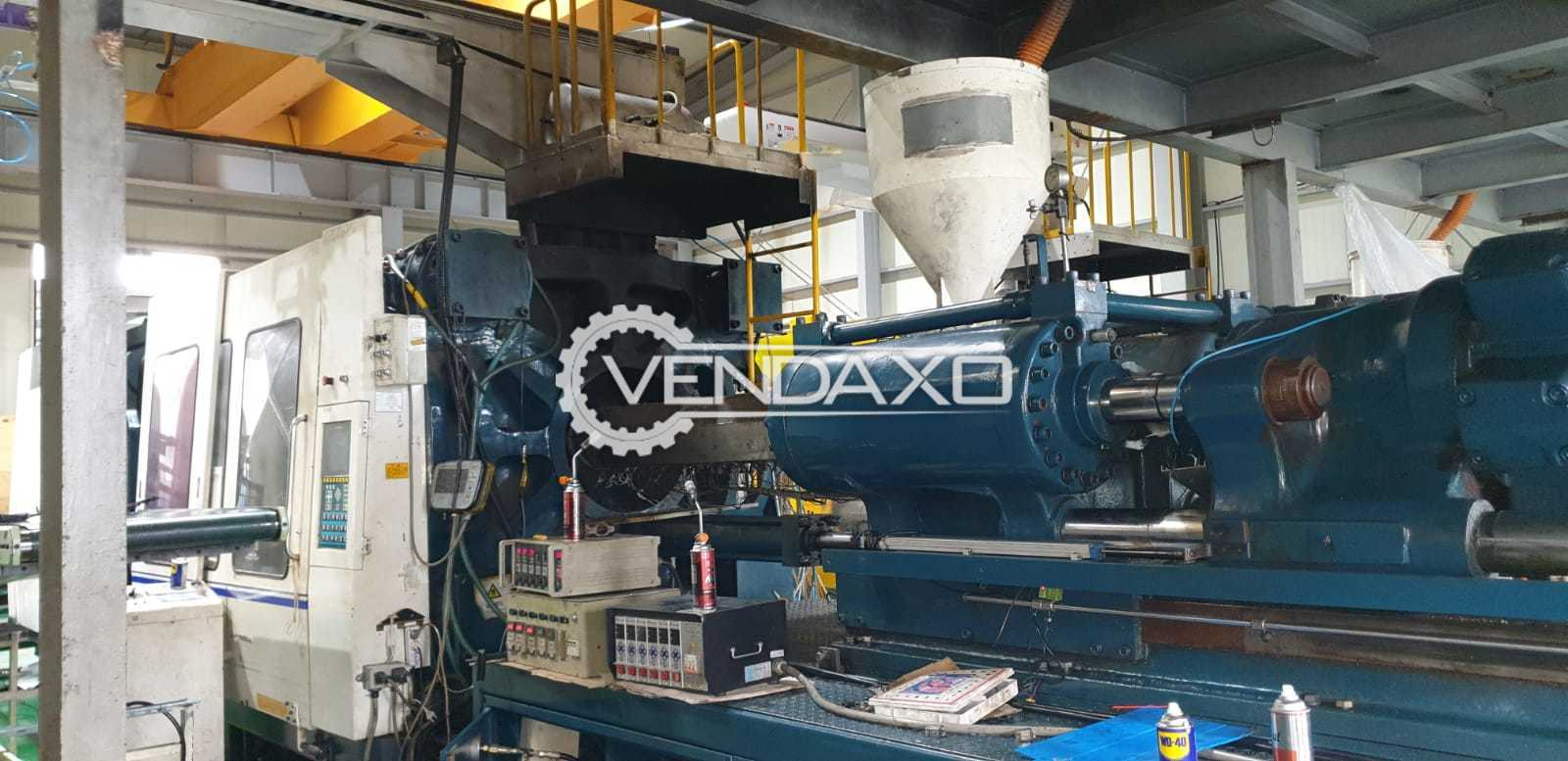 Dae Yong Injection Moulding Machine - 850 Ton