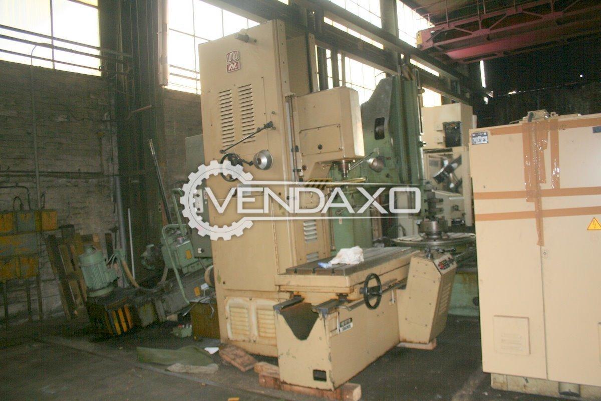 WMW SZS-200 x 630D Honning Machine