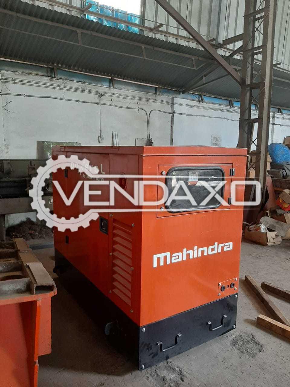 Mahindra & Mahindra Diesel Generator Engine - 20 Kva