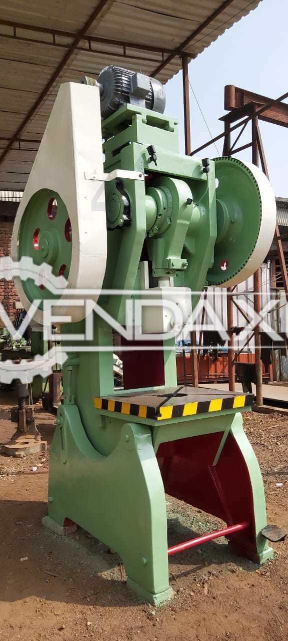 Indian Make Power Press Machine - 80 Ton