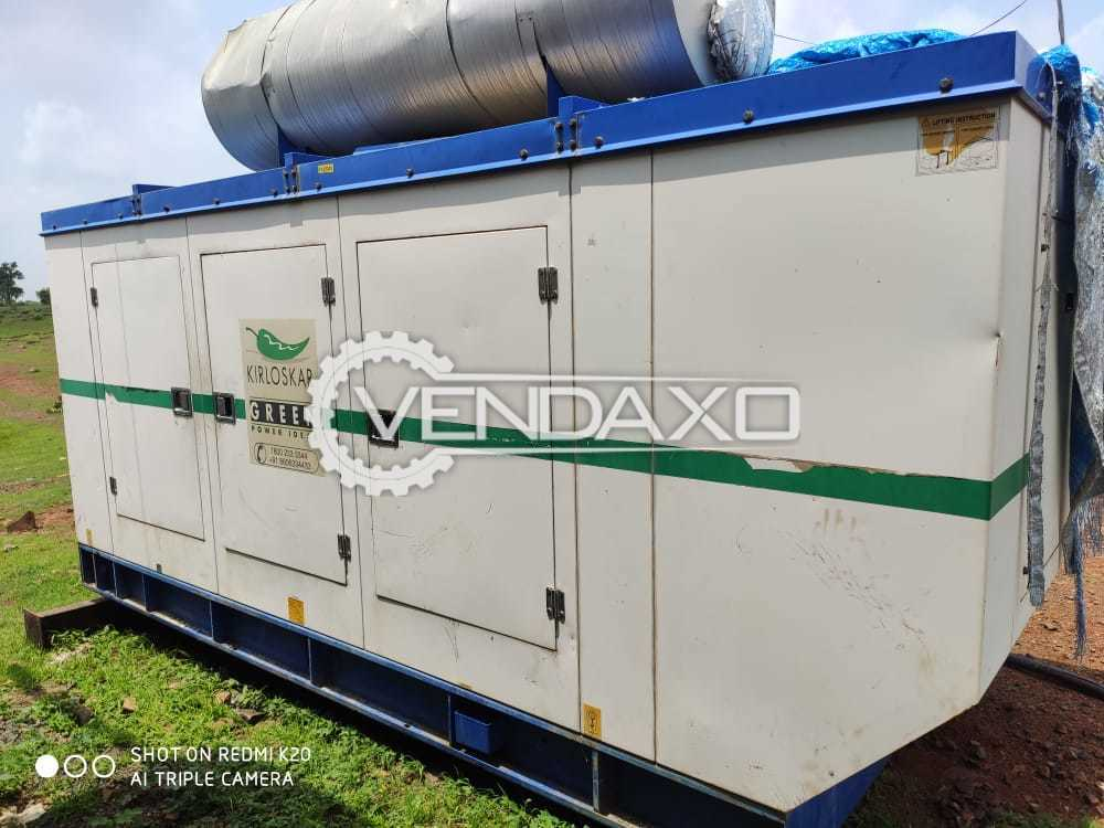Kirloskar Green Diesel Generator - 200 Kva