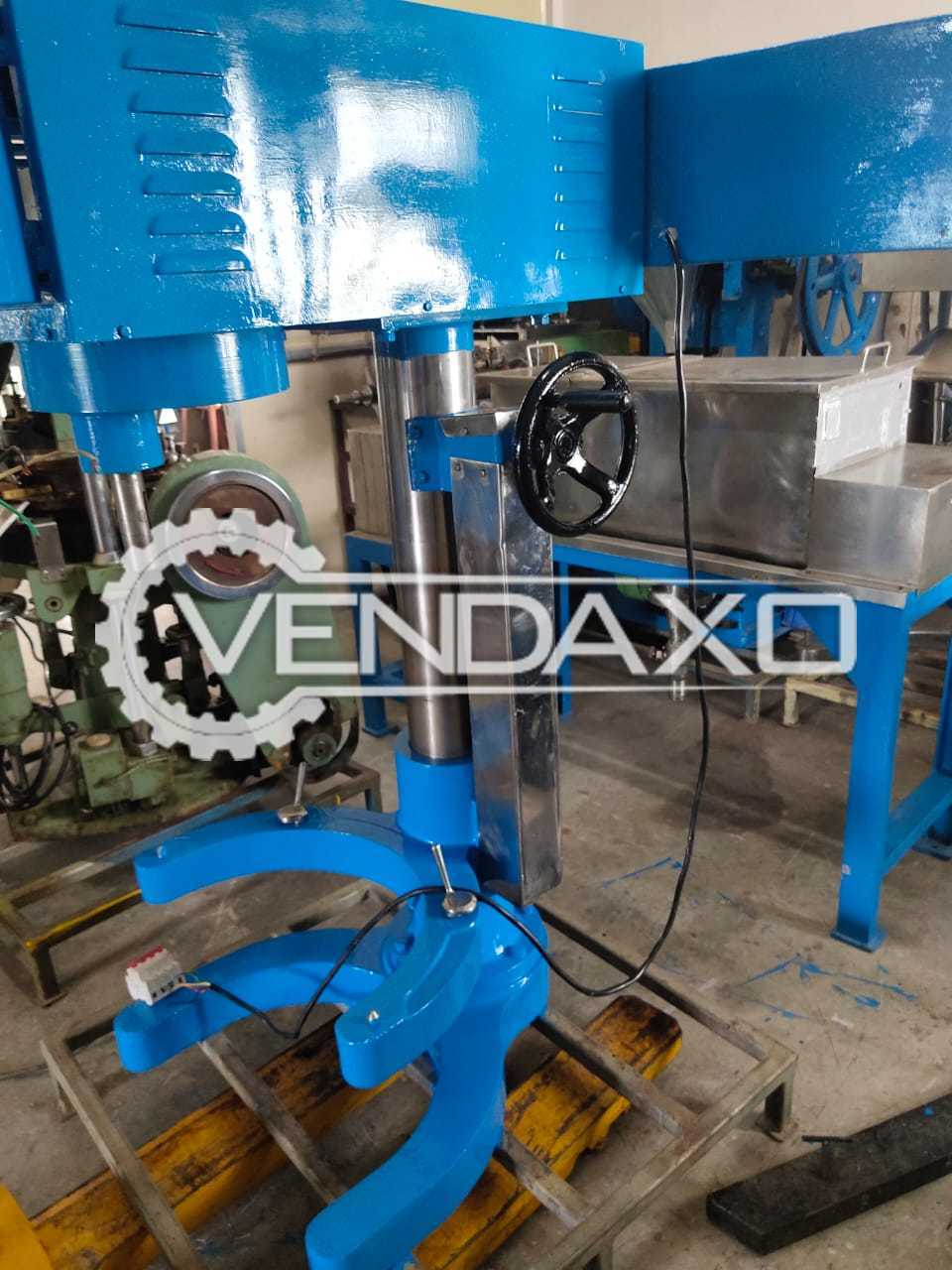 For Sale Used Planetary Mixer - 50 Liter