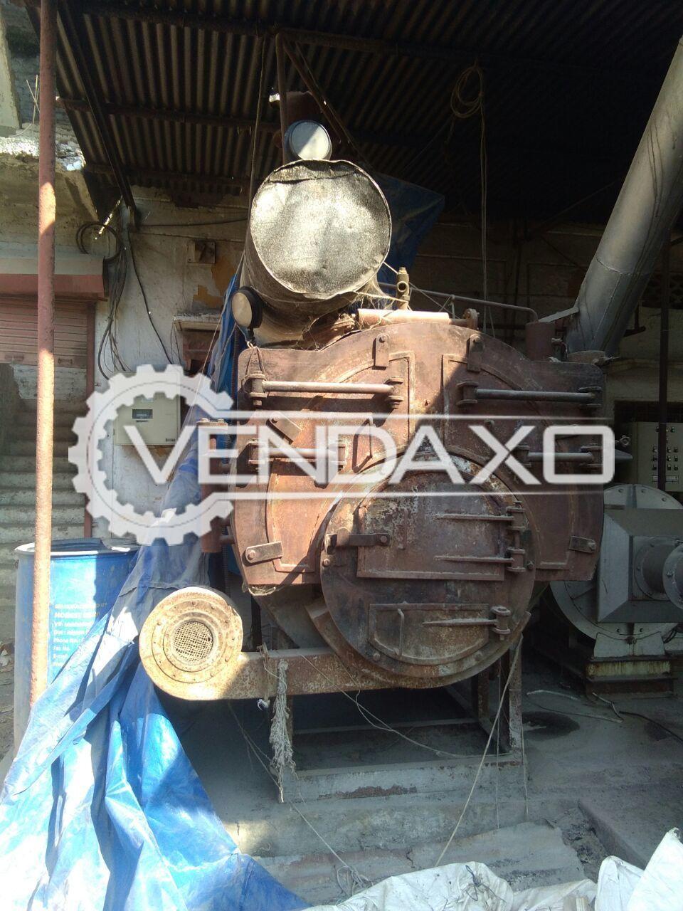 Wood Fired Boiler - 500 Kg