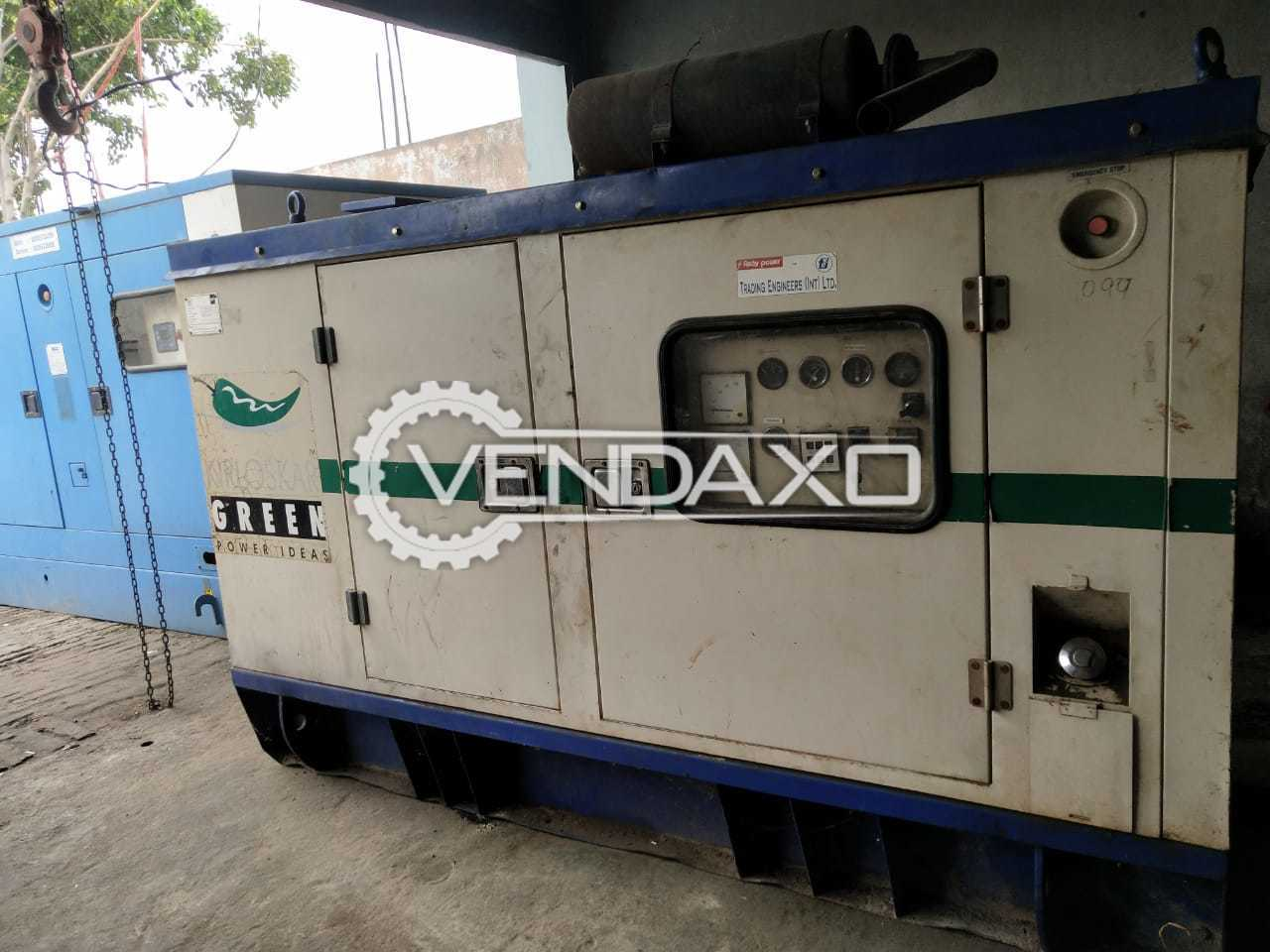 Kirloskar Green Diesel Generator - 15 Kva