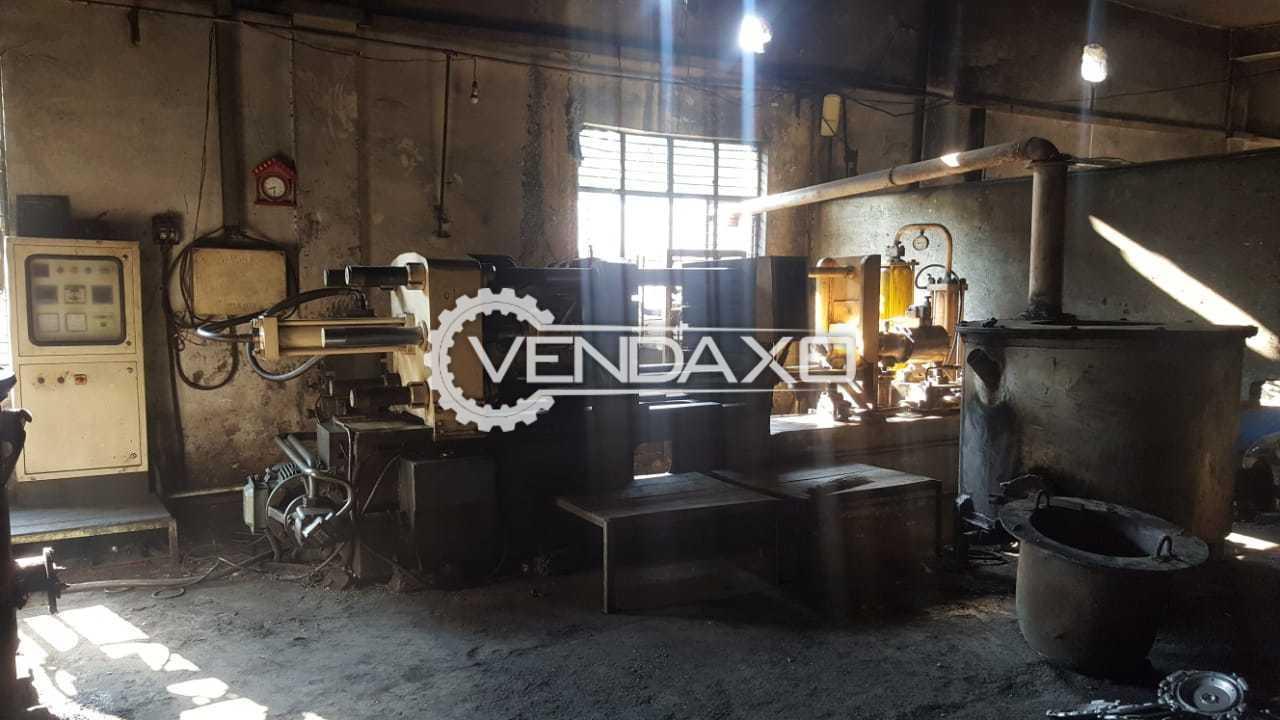Prime Engineers Pressure Die Casting Machine - 180 Ton