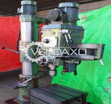Kao Ming KMR-700DS Radial Drill Machine - 700 x 38 mm