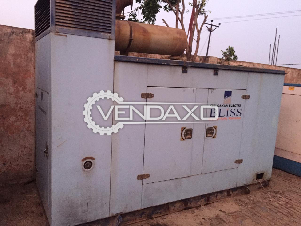 Kirloskar Electrical Bliss Diesel Generator - 125 Kva