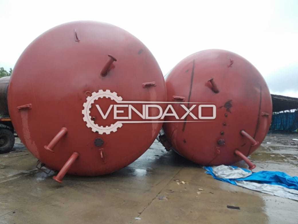 For Sale Used LPG Gas Storage Tank - 65 KL