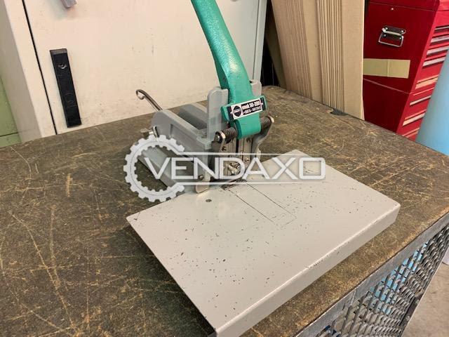 Nagel Enak 50-200 Heavy Duty Stapler Machine - 1 Head