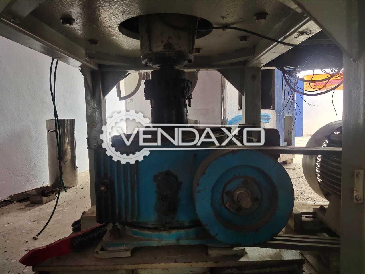 Rapid Mixing Granulation (RMG) - 400 Liter