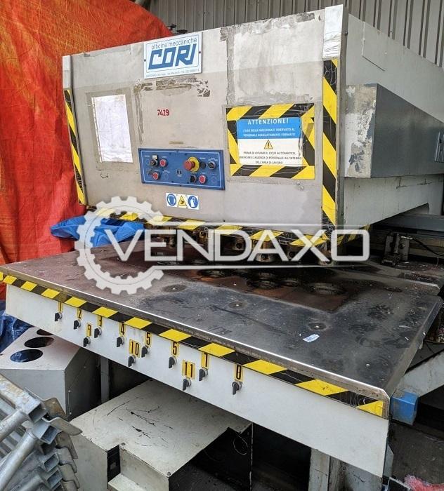CORI CNC Punching Machine - 25 Ton