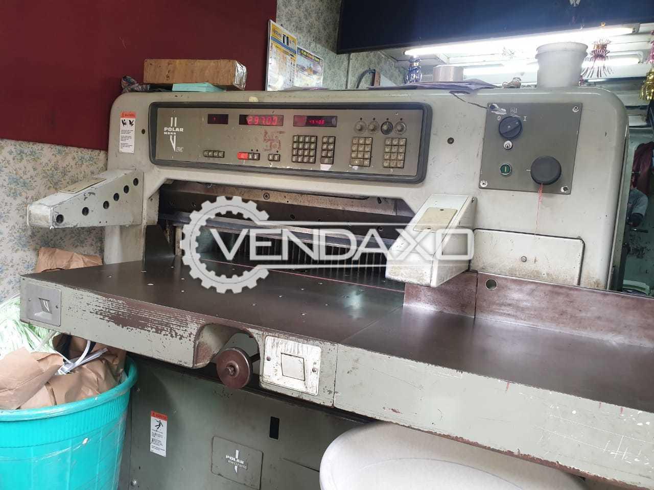 Polar Mohr 92 EMC Paper Cutting Machine - 36 Inch