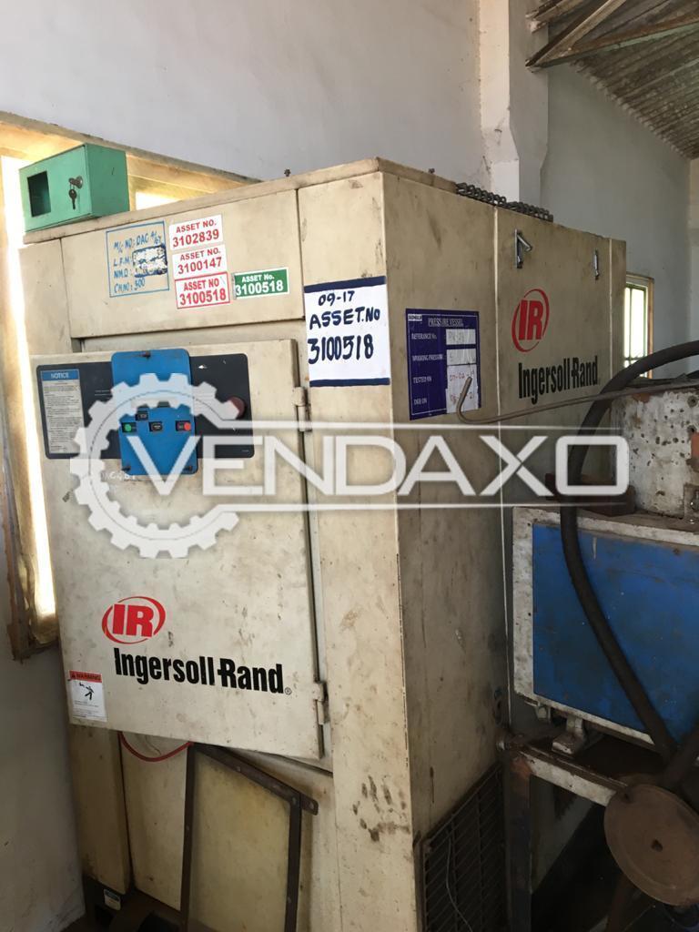 Ingersoll Rand Rotary Screw Compressor - 50 HP