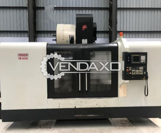 Feeler VB-825A CNC Vertical Machining Center VMC - Table Size - 1900 X 800 mm