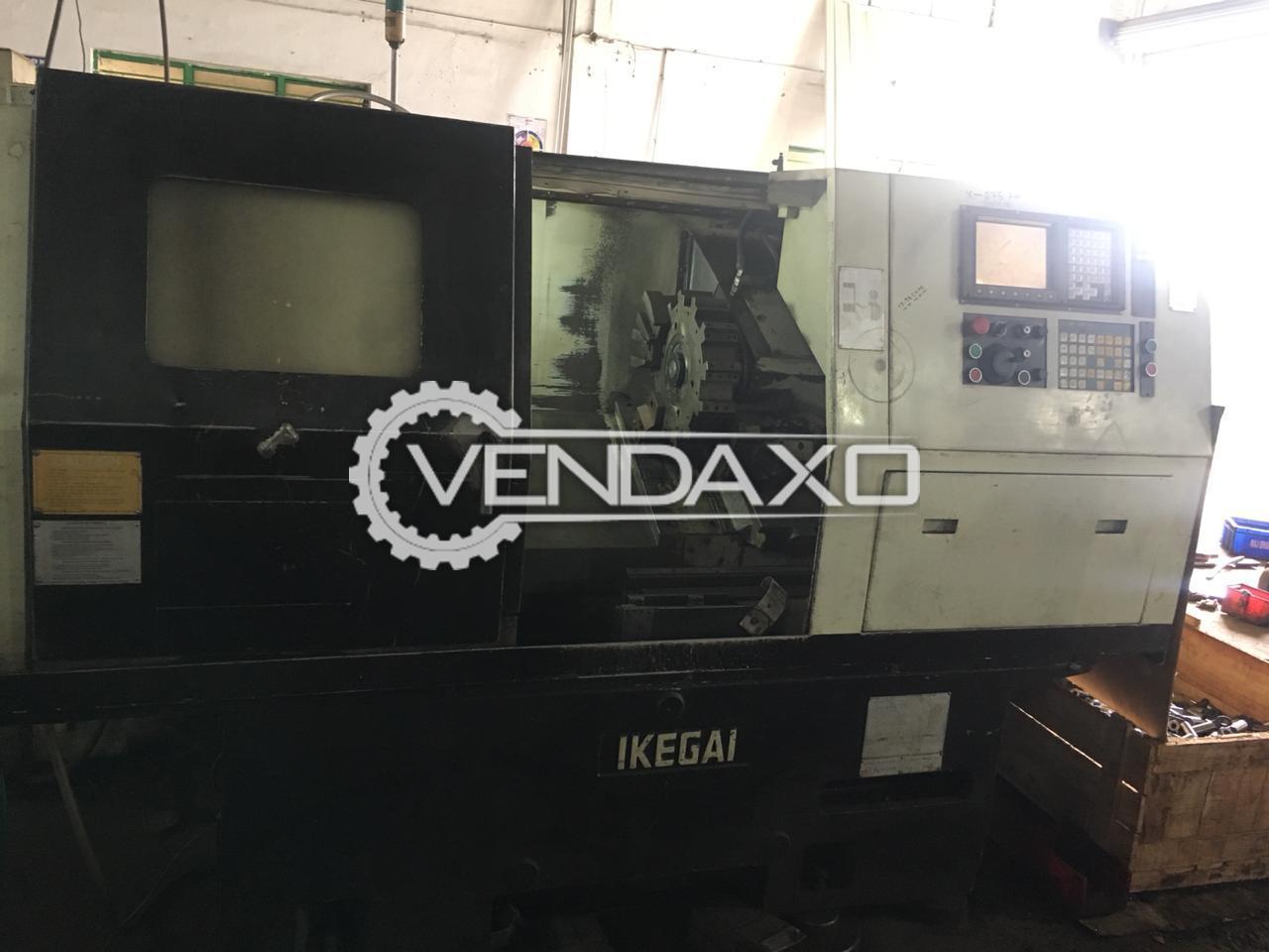 IKEGAI PL360UR CNC Turn Mill Center - Turning Length - 450 mm