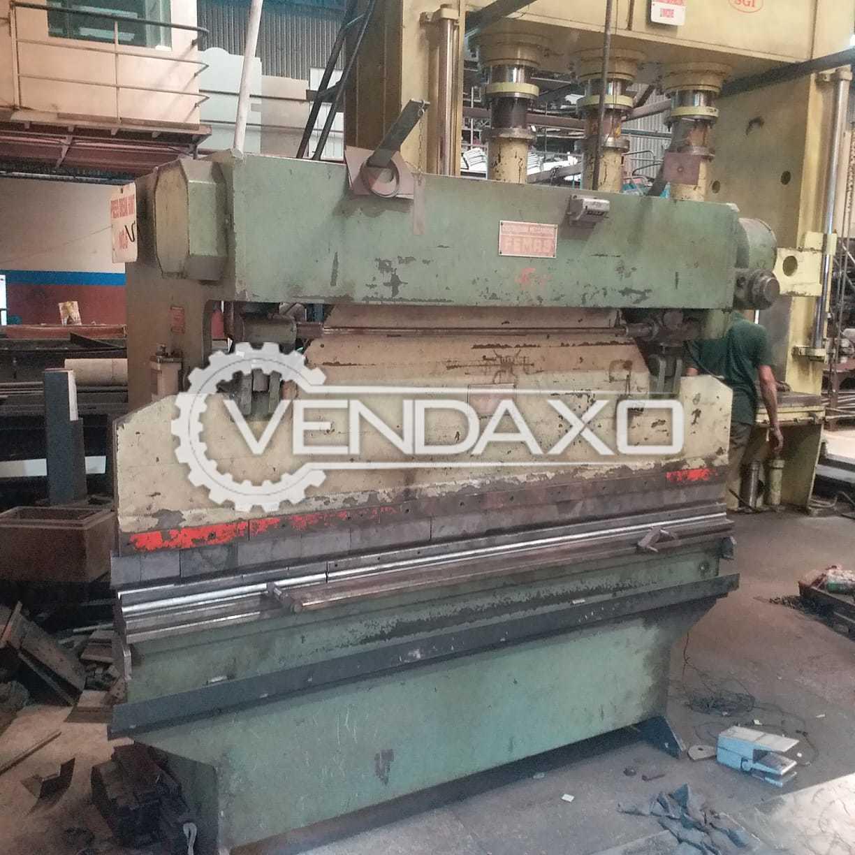 Italy Make Press Brake Machine - 2000 x 2.5 mm