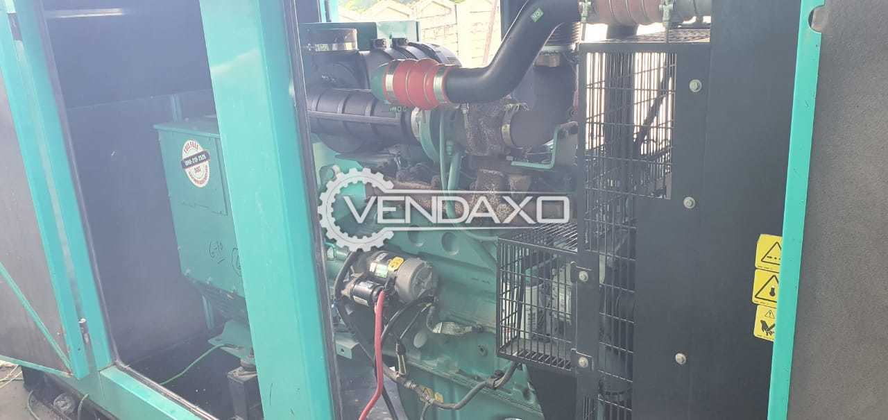 Cummins Sudhir Diesel Generator - 125 Kva, 2017 Model