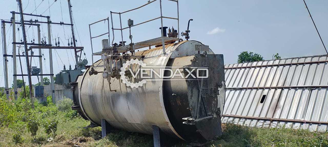 Veesons POS Steam Boiler - 2 TPH
