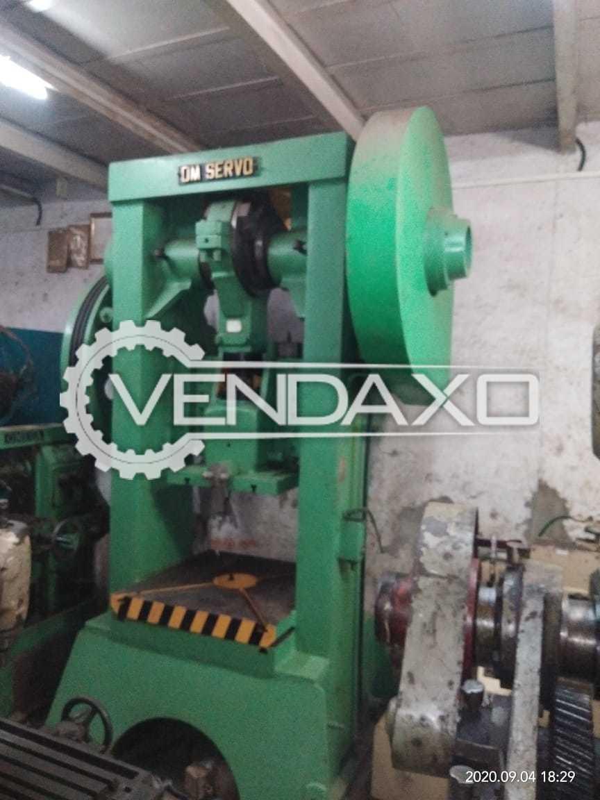 DM Servo H Type Power Press - 200 Ton