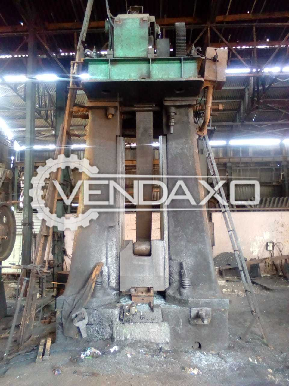 NKH Forging Hammer Machine - 1 Ton