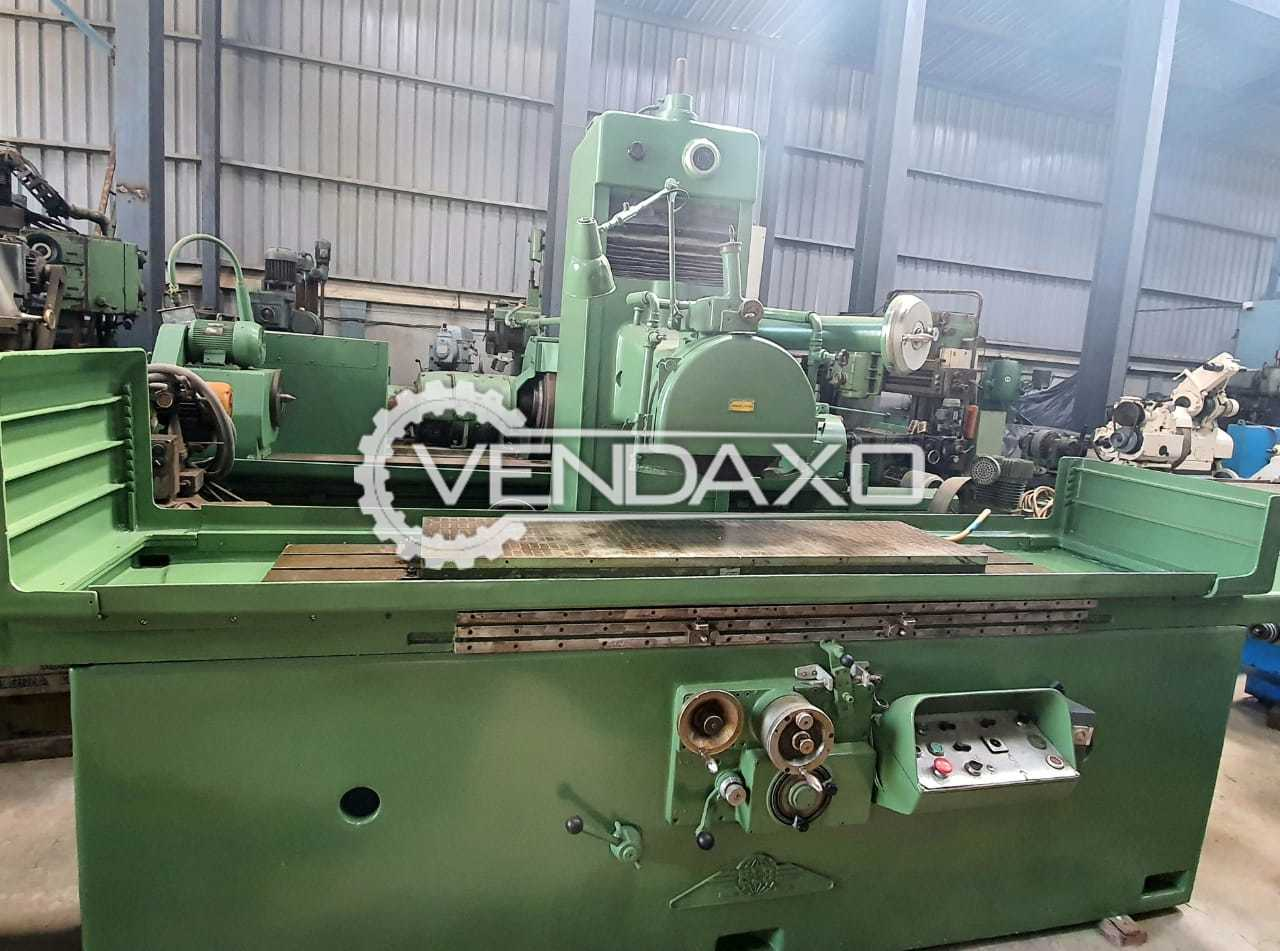 ELB Hydraulic Surface Grinding Machine - Table Size - 1500 x 450 mm