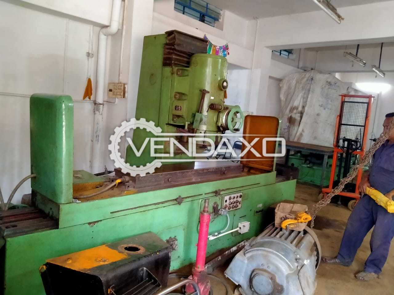 HMT GVS 30 Rotary Surface Grinding Machine - Table Size - 1500 x 300 mm