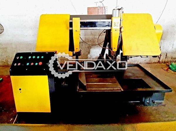 Amada Column Type CNC Bandsaw Machine - 550 mm