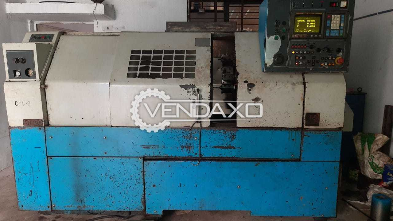 ACE LT20 CNC Turning Center - Chuck Size - 200 mm