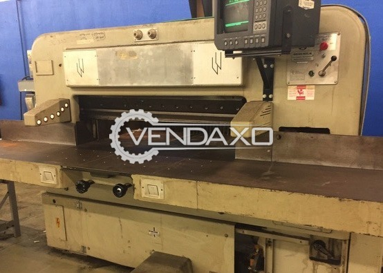 Polar Mohr 115 CE Paper Cutting Machine - 45 Inch