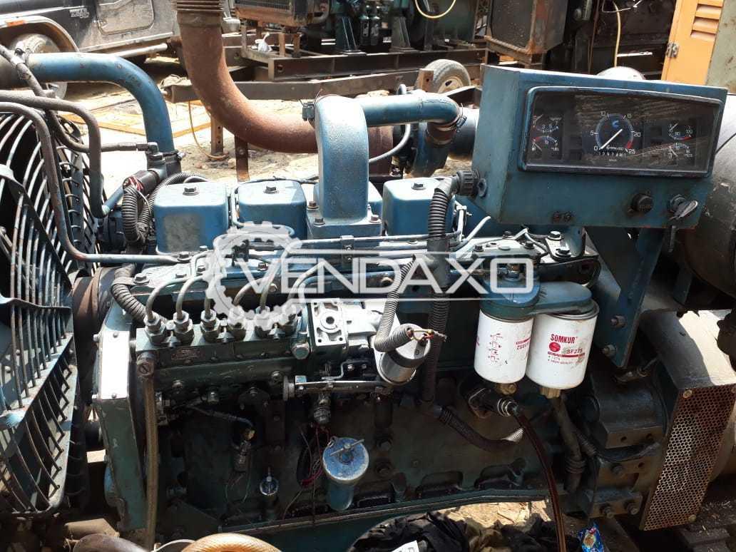 Newage Diesel Generator - 82.5 Kva
