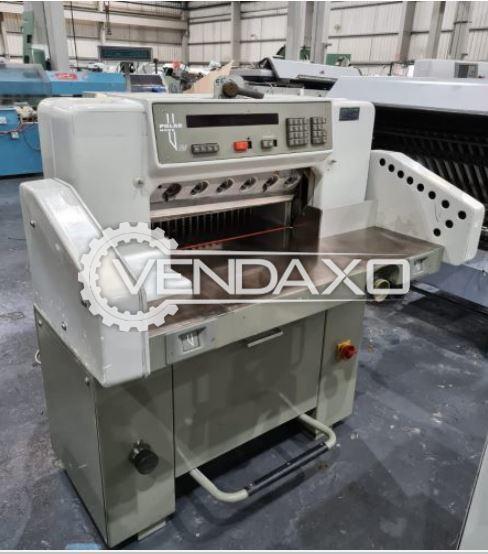 Polar Mohr 55 EM Paper Cutting Machine - 55 CM