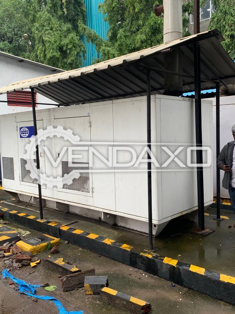Perkins Diesel Generator - 500 Kva