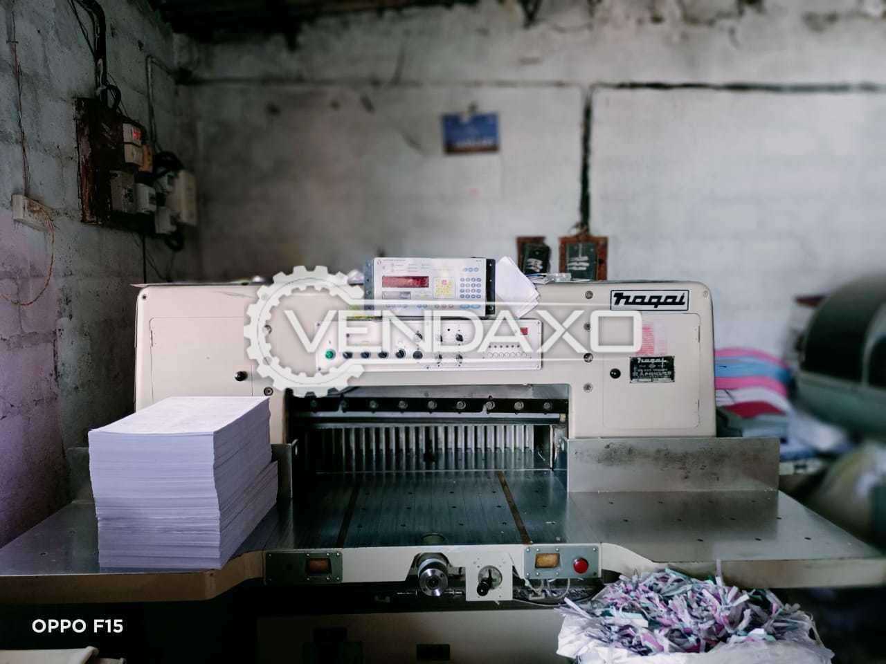 Nagai Paper Cutting Machine - 35 Inch