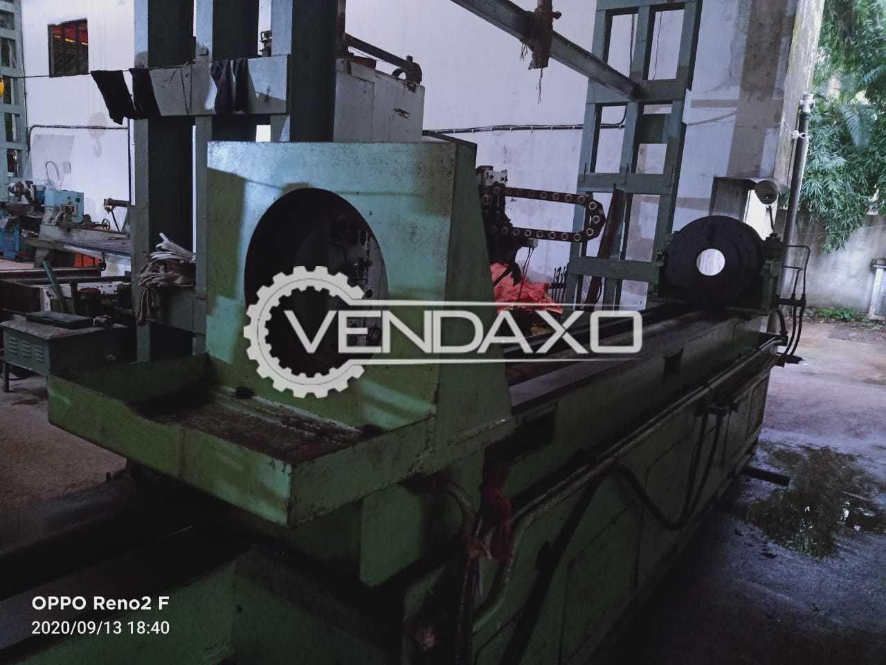 Windsor Honing Machine - 3500 X 400 mm