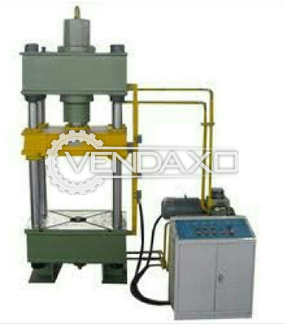 For Sale Used Hydraulic Press Machine - 500 Ton