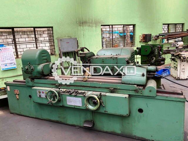 WMW Cylindrical Grinding Machine - Max. Swing Diameter - 315 mm