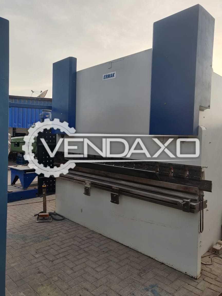 Ermak AP Press Brake Machine - 300 Ton x 3100 mm