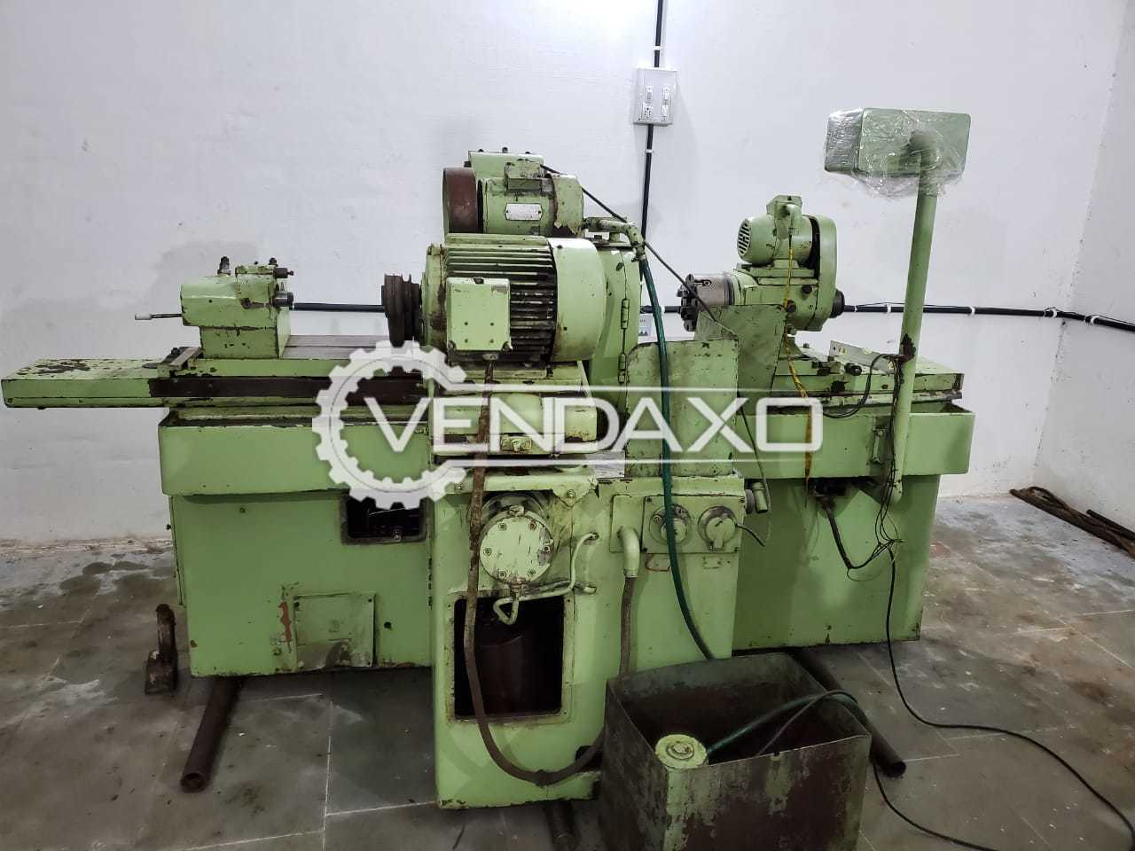 TOS Cylindrical Grinding Machine - Between Center - 1000 mm